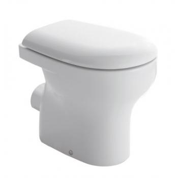 Globo Toilette auf dem Boden 36x50 cm aus Vitreous China Grace GL-GR001.BI