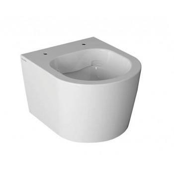 Globo Hängende Toilette 37x52 cm aus Keramik Forty3