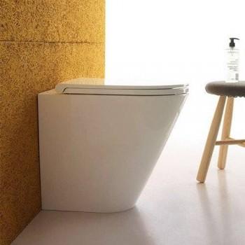 Globo Toilette auf dem Boden 36x57 cm aus Keramik Forty3