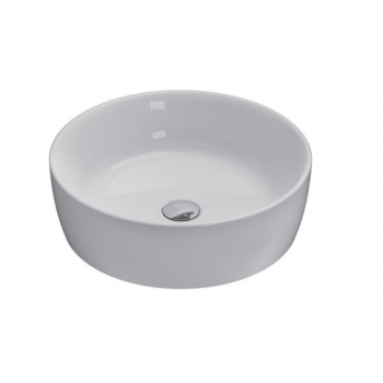 Globo AufsatzWaschtisch 60x46 cm aus Keramik Bowl+