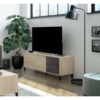 Wohnzimmer TV 130 cm Oxid...