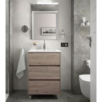 Badezimmer Badmöbel auf dem...