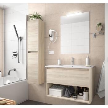 Badezimmer Badmöbel 60 cm...