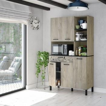 Küchenschrank 108x40x186 cm...