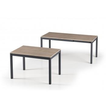 Tisch 121x81 cm ausziehbar...