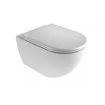 Hänge-WC 35,5x51,5 cm aus...