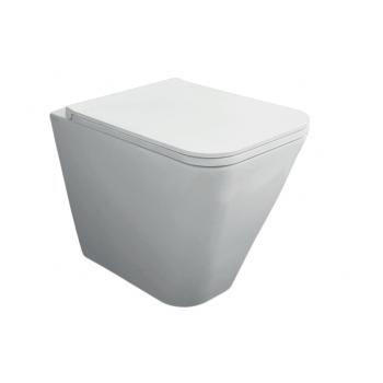Boden-Toilette aus Keramik...