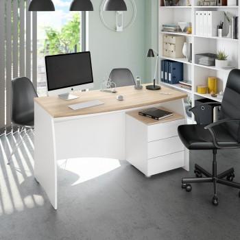 Büroschreibtisch 136x67 cm...