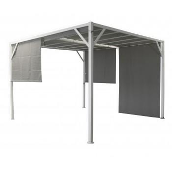 Pergola-Pavillon 4x3 m aus...