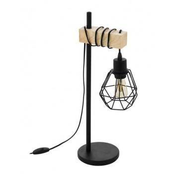 Vintage-Tischlampe Eglo aus...