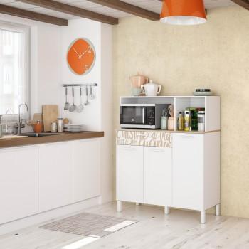 Küchenschrank 108x40x126 cm...