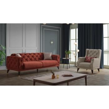 Zweisitzer-Sofa 175X63 cm...