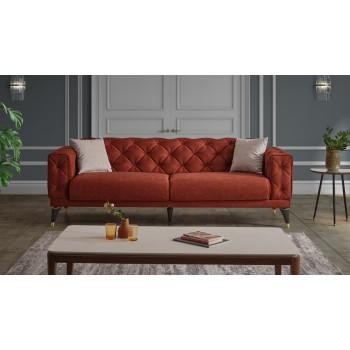 Dreisitzer-Sofa 227X63 cm...